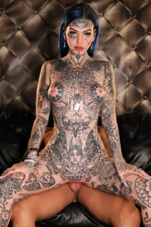Tattooed Sex Photos